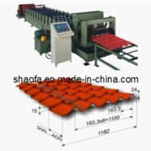 Roll Forming Machine (AF-R1000)