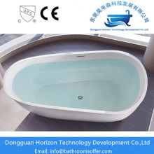 Bathrooms tub  seamless  whirlpool freestanding tub