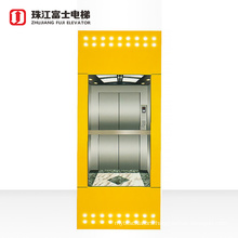 Fuji Brand Price Panoramic elevator glass luxurious elevator for house