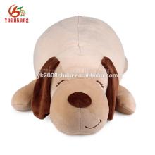Китай пользовательские оптовая супер мягкий стиль подушка плюшевая собака мягкая игрушка