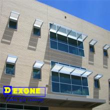 Exterior Aluminum Awnings for Facade