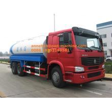 SINOTRUK  Corrosion Construction Water Transport Trucks