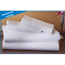 Cotton Polyester Fitted Sheet Hotel Bedding