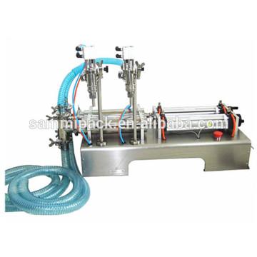 El doble caliente de la venta G1WY-2Y-100 dirige la máquina de rellenar del aceite para el líquido 20-100ml de e