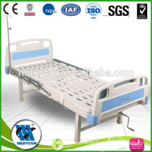 simple hospital care bed