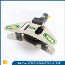 2017 Tools Triad Busbar Processor Aluminum Embossing Machine Electric Hydraulic Hole Puncher