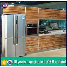 Gabinetes estándar modernos de la cocina de Euopean impermeables (fábrica directamente)
