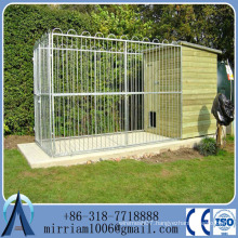 large heavy duty galvanized dog cage for sale ,large animal crate dog boarding kennel cages                                                                         Quality Choice