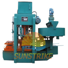 2015 Best Sale Automatic Concrete Roof Floor Tile Making Machine