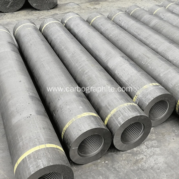 UHP SHP HP RP 200mm 600mm Graphite Electrode