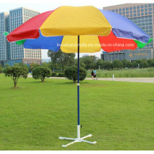 Colorful Outdoor Sun Garden Umbrella