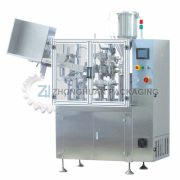 ZHNF-30B σωλήνα πλήρωσης και σφράγισης μηχάνημα