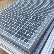 단단한 Forge-Welded Steel Grating