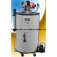 Gerador de vapor a óleo (tipo vertical)