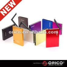 "ORICO 2595SUS3 SuperSpeed 3.5 ""SATA para USB 3.0 e caixa de disco rígido externo eSATA"