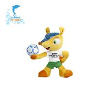Plush promotional gift novelty mascot toy