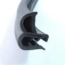 Franja extrudida flexible del sello de la ventana de EPDM