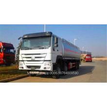 Camion-citerne diesel de ravitaillement Howo 6x4 25000L