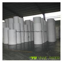Weißes Pappe-überzogenes Pappduplex-Brett mit Gray Back
