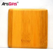 Prácticos de costa de madera cuadrados personalizados baratos
