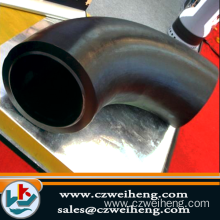 ANSI B16.9 Butt Welded Pipe Elbow Fittings