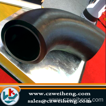 Low price stainless steel Elbow welded
