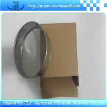 Peneira de teste padrão SUS 304