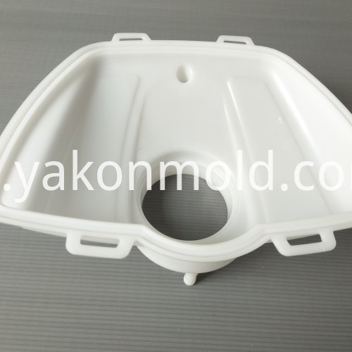 Making Plastic Mold Vehicle Accessory
