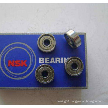 NSK Miniature Deep Groove Ball Bearings (608ZZ, 606ZZ, 626ZZ, 609ZZ)