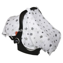 Musselin 100% Baumwolle Mulit-Verwendung Pflege Baby Autositzbezug