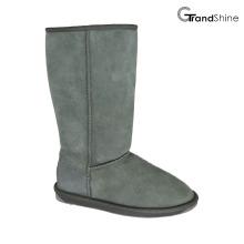 Women′s Classic Sheepskin High Boots