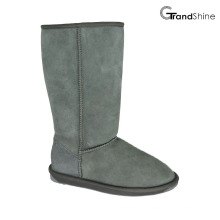 Mulheres Classic Sheepskin High Boots
