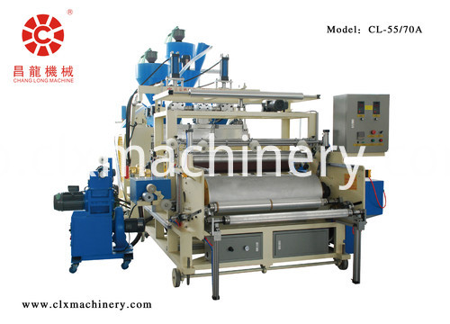 Lldpe Stretch Film Machinery
