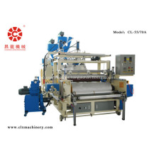 Máquina extrusora de película plástica de extrusión de doble tornillo PE Film