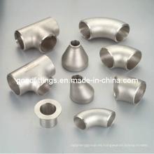 Accesorios de tubería de acero inoxidable (codo)