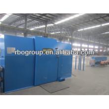 500-800DTB Duplo fio máquina de torção