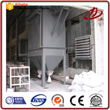 Industrial baghouse dry cleaning machine