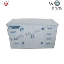 Customized Ploypropylene Laboratory Corrosive Storage Cabinet Anti-Acid Anti-Alkali