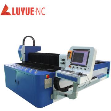 Алюминиевый автомат для резки лазера волокна металлического листа 3000w