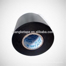 revestimiento de adhesivo fuerte y cohesivo Cinta de envoltura interior adhesiva de 3 capas para la rehabilitación de tubería Recubrimiento de tubería subterránea anticorrosión