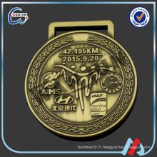 Sedex 4p road label d'or auto embleme médaille de course