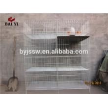 Cage d'oeufs de poussin de couche de volaille d'assurance de la Chine
