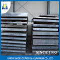 Aluminiumlegierungs-Brett 6061, 6082, 6063, 7075 in der Industrie-Fabrik