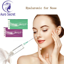 2ml filler dermico acido ialuronico per naso