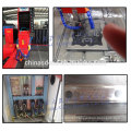 JK-1325S double 3D monuments engraving machine/stone engraving machine