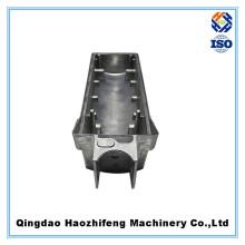La couverture de radiateur en métal de haute précision d'OEM en aluminium coulée sous pression