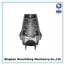 OEM High Precision Metal Radiator Cover Aluminum Die Casting