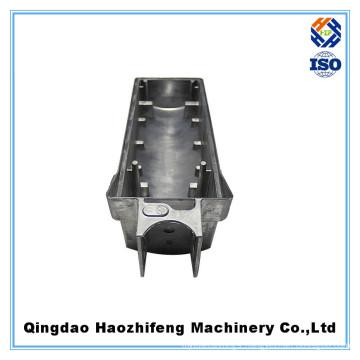 OEM High Precision Metal Radiator Cover Aluminum Die Casting