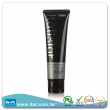 Plastic container soft doble layer tube container for body lotion