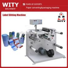 Hochgeschwindigkeits-Automatik-Etiketten-Schlitzmaschine
